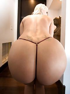 Big Ass Thongs Pics