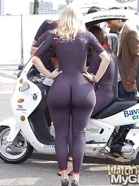 Big Ass Spandex Pictures